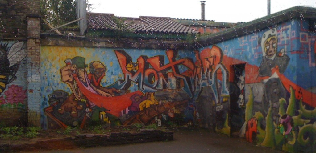 Image from blog post on urban art