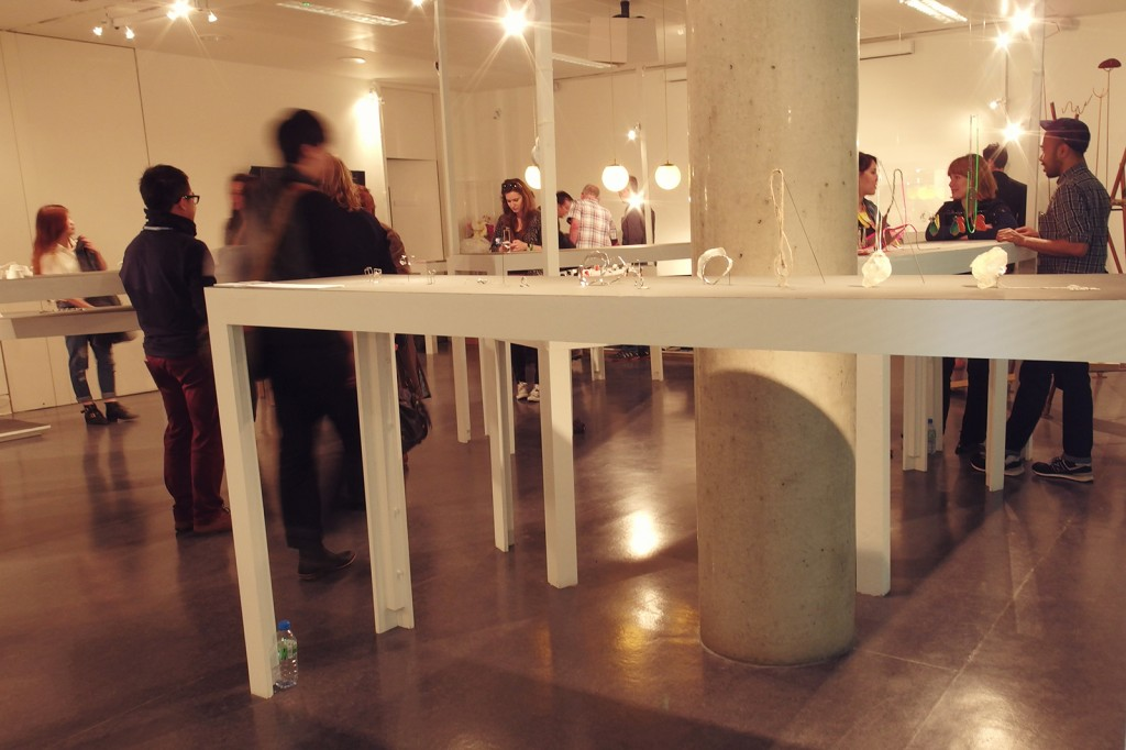 MA Design: Ceramics, Furniture & Jewellery - Photo: Litian Lin