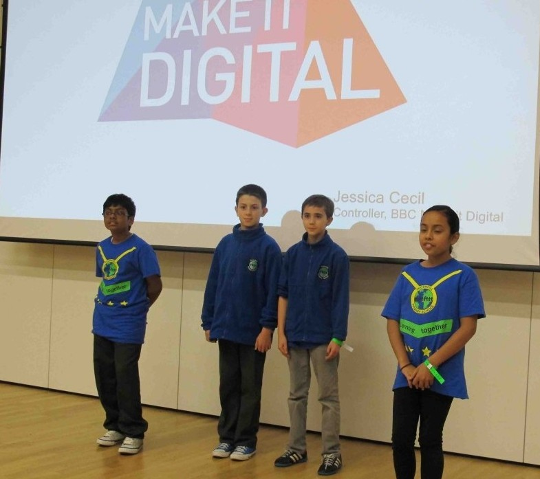 Pupils describe their experience of coding